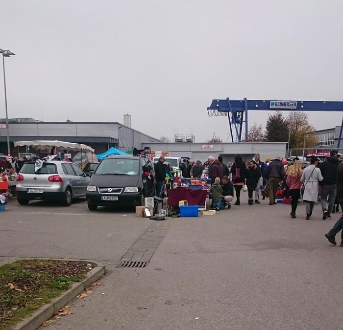 Барахолка по немецки или Flohmarkt. Барахолка, Германия, Как там у них, Раритет, Базар, Flohmarkt, Длиннопост