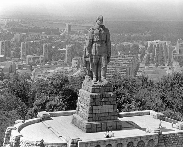 Алёша Память, Памятник, Болгария, История, Великая Отечественная война, Видео, Длиннопост