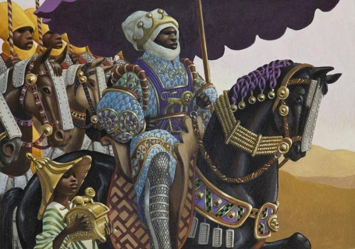 Самый богатый человек всех времен и народов Манса Муса, Мали, Хадж, Самый богатый человек, XIV век, Длиннопост