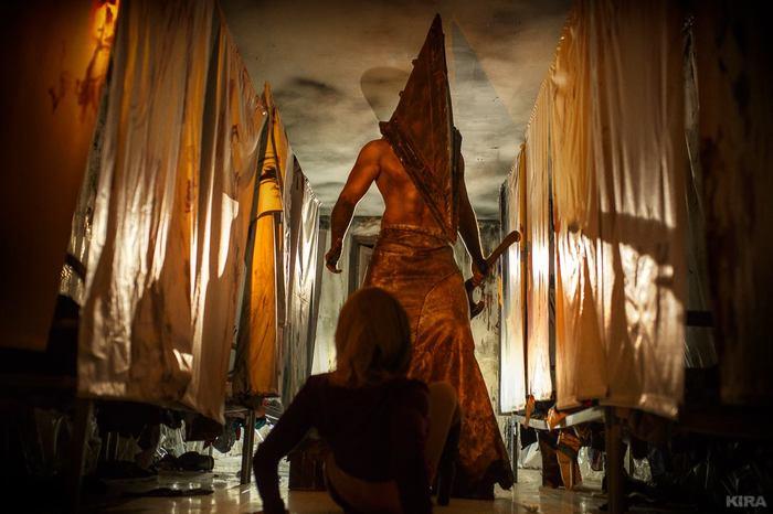 Silent Hill byMaria Hanna Косплей, Silent hill, Maria Hanna, Длиннопост