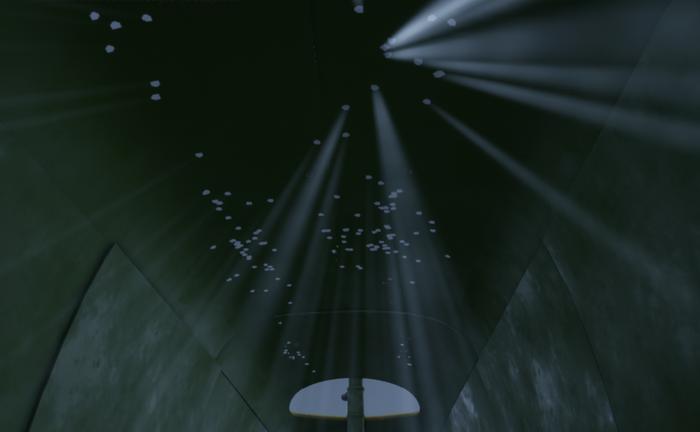 Симулятор стрелка B-25, часть 2 Unreal Engine 4, Gamedev, Гифка, Длиннопост