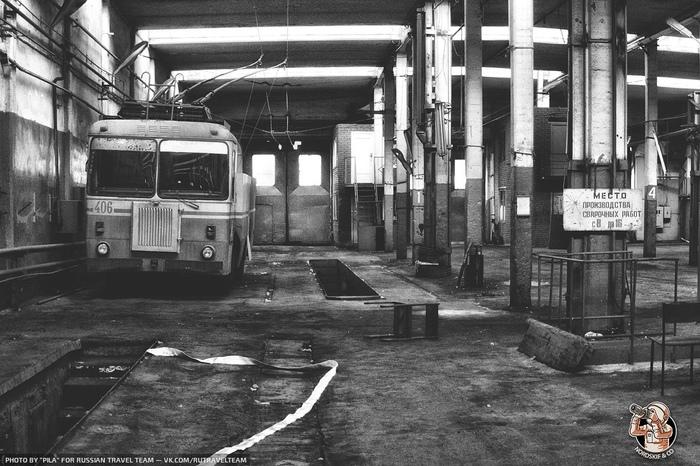 Заброшенное троллейбусное депо с богатой историей Урбанфакт, Троллейбусное депо, Троллейбус, Мосгортранс, Длиннопост