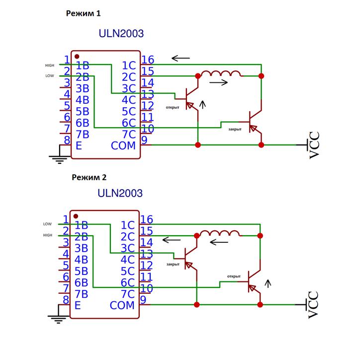 Нужна критика электронщика Arduino, Шаговые двигатели, Драйверы шаговых двигателей
