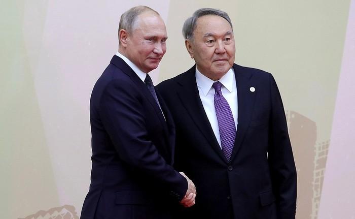 Назарбаев рассказал, о чем договорились главы государств в Астане Нурсултан Назарбаев, Астана, ОДКБ, Новости, Длиннопост