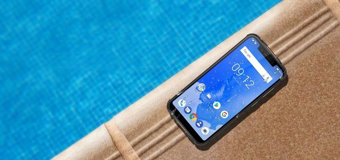 По-настоящему защищенный смартфон VS неубиваемый кирпич Длиннопост