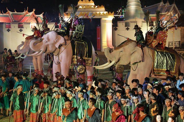 Дуэль на слонах: битва двух королей. История, Сиам, Сражение, Азия, Scientaevulgaris, Прошлое, Длиннопост