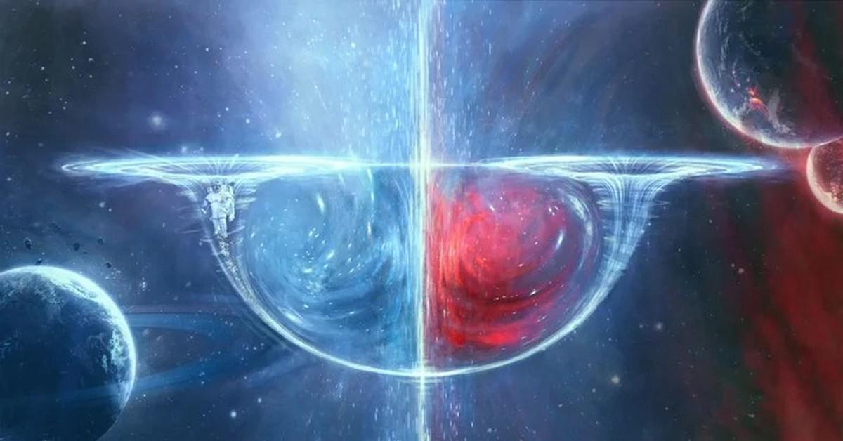 black hole theory - HD2880×1620
