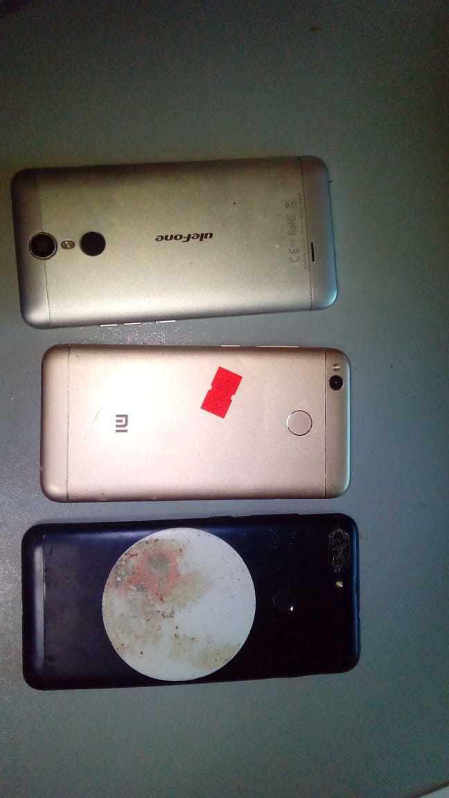 Три телефона. Без рейтинга, Xiaomi, UleFone, Длиннопост