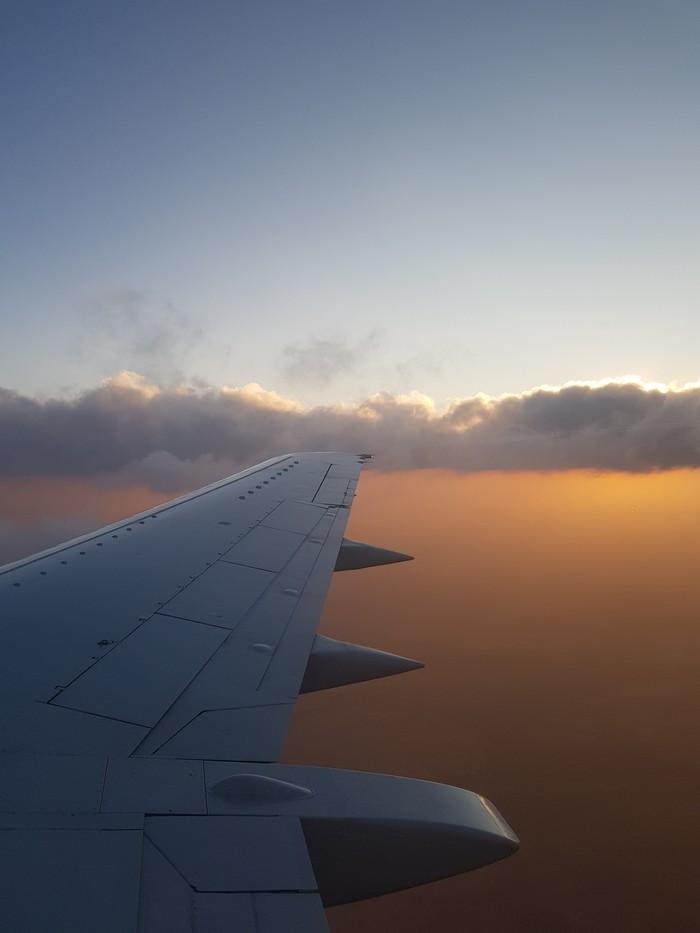Небо - земля