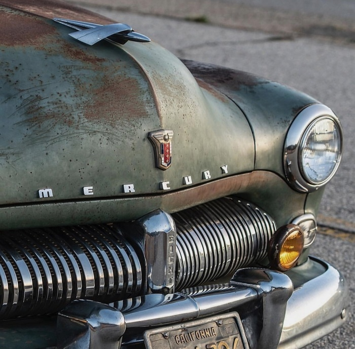 1949 Mercury Coupe EV by Icon Mercury, Автомобильная классика, Фото автомобилей, Длиннопост