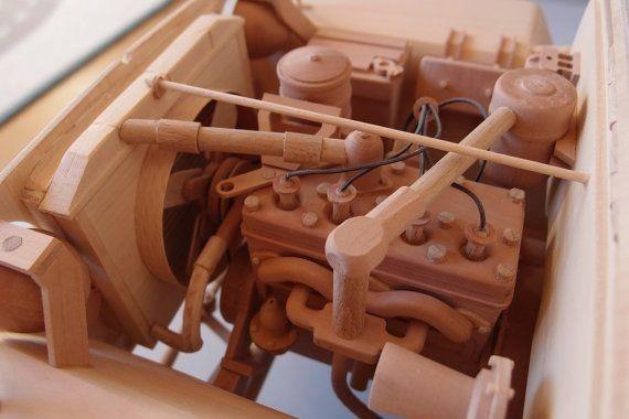 Деревянные модельки, игрушки для взрослых Деревянные модели, Pinterest, Авто, Длиннопост