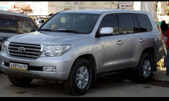 В мэрии Якутска объявили аукционы о продаже двух Land Cruiser и Nissan Patrol Мэрия, Якутск, Сардана Авксентьева, Аукцион