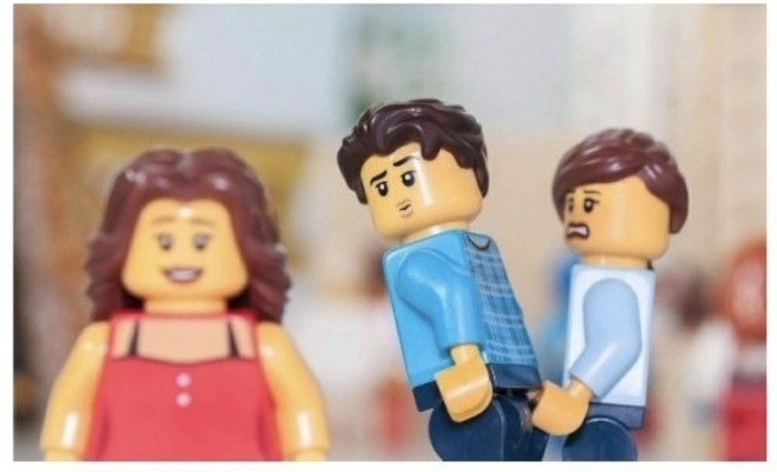 Lego пародия