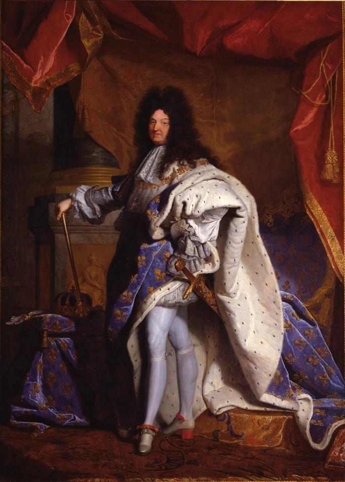 Немного Людовиков История Франции, 17 век, 18 век, Бурбоны, Длиннопост