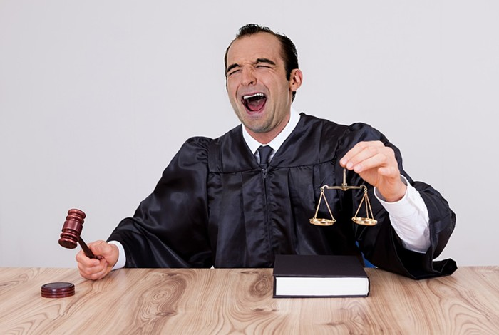 Самые забавные дела арбитражных судов Глупость, Суд, Юристы, Высшее образование, Длиннопост