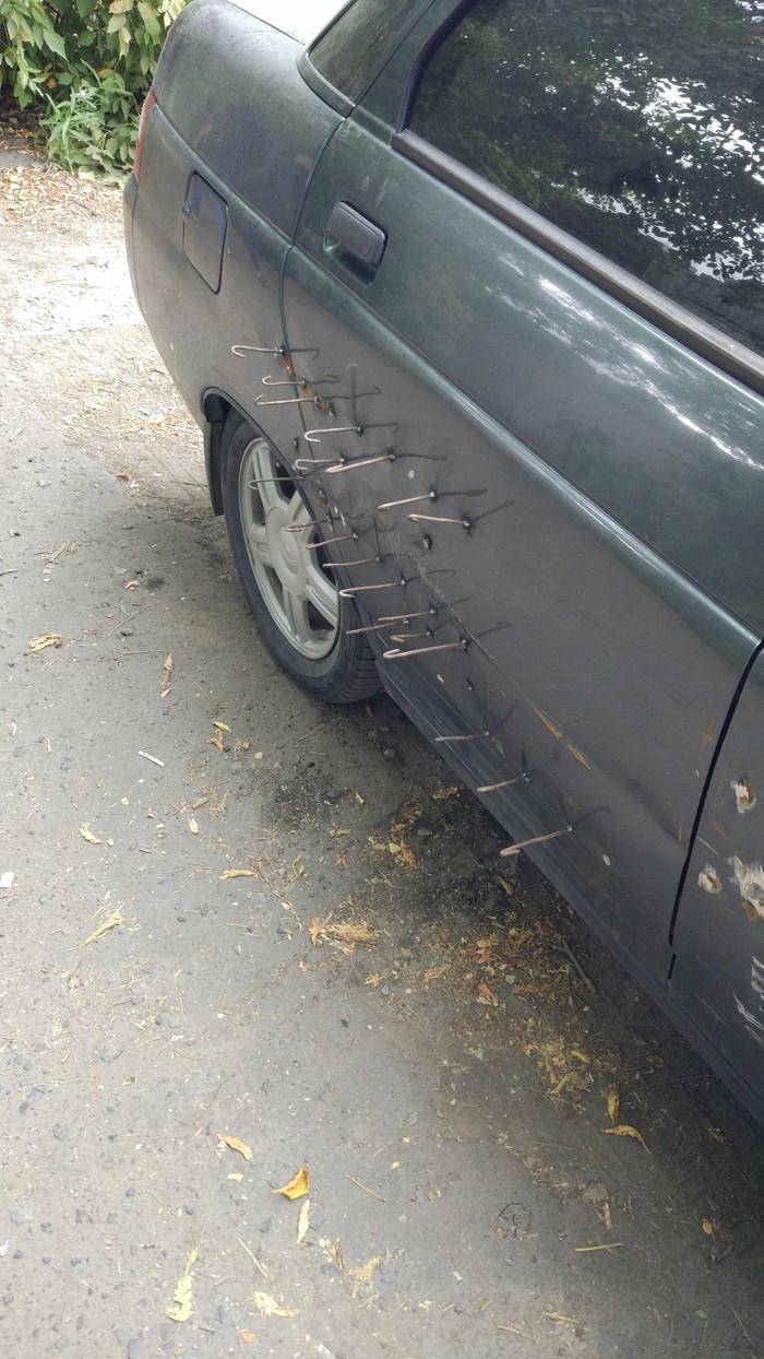 Удивило Авто, Сварщик, Электрод, Длиннопост