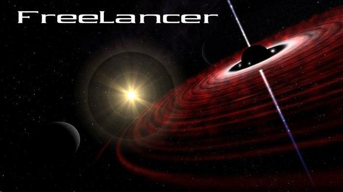 Мод Freelancer: Наследие Номадов. Анонс следующего релиза Фрилансер, Космосимы, Старые игры на PC, Компьютерные игры, Видео, Длиннопост