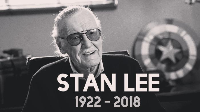 Стало известно, что скончался Стэн Ли в возрасте 95 лет