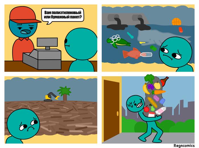 Экологическая дилемма