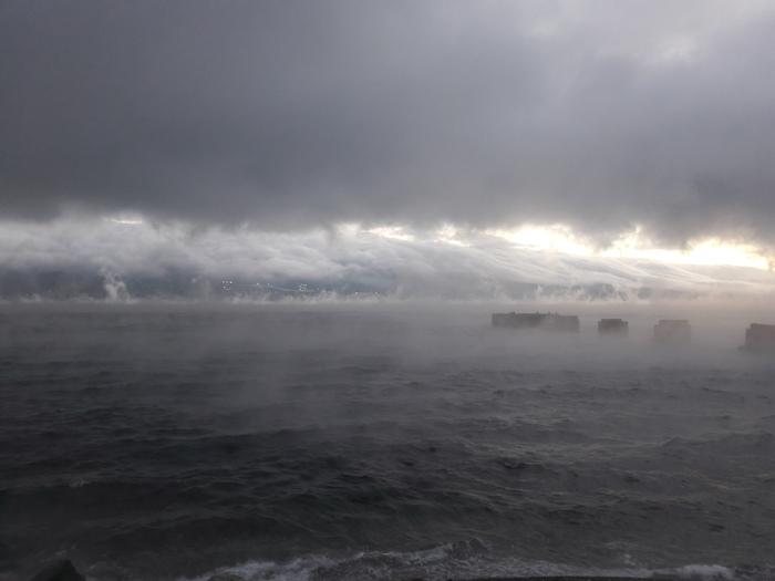 Новороссийск сегодня. Погода, Красота природы, Новороссийск