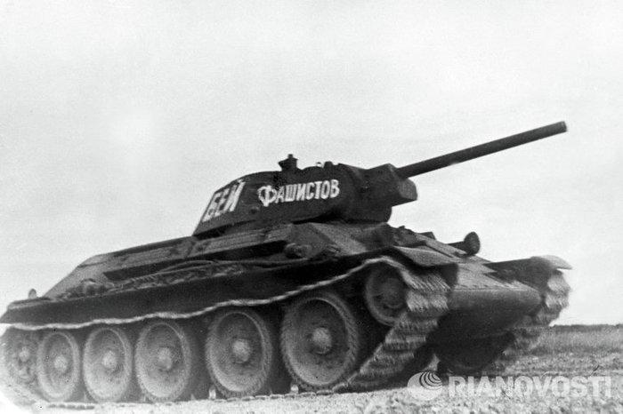 Минобороны назвало цену Т-34 во время Великой Отечественной войны СССР, Вторая мировая война, т-34, ППШ, Министерство Обороны РФ