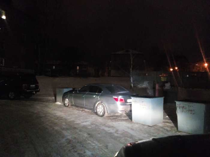 Наказание Мусор, Мастер парковки, Наказание, Новосибирск, ОбьГЭС