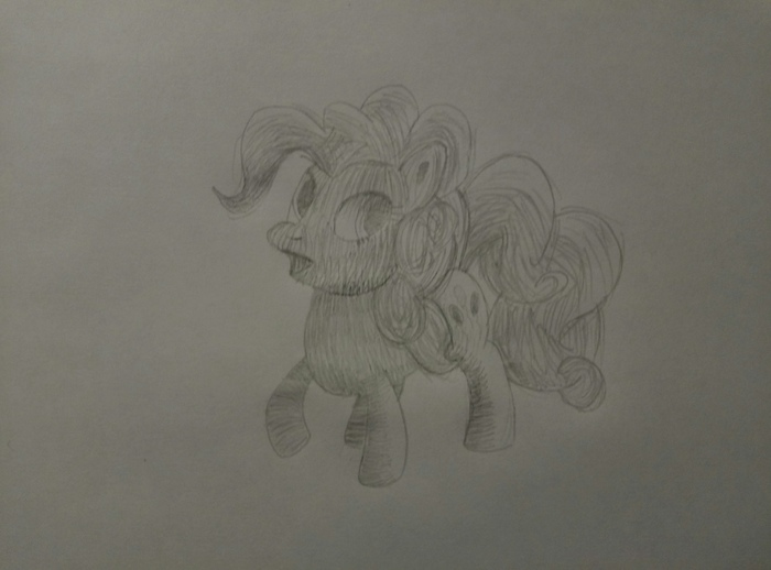 Пинки и Дерпи My Little Pony, Derpy Hooves, Pinkie Pie, Ponyart, MLP Learning