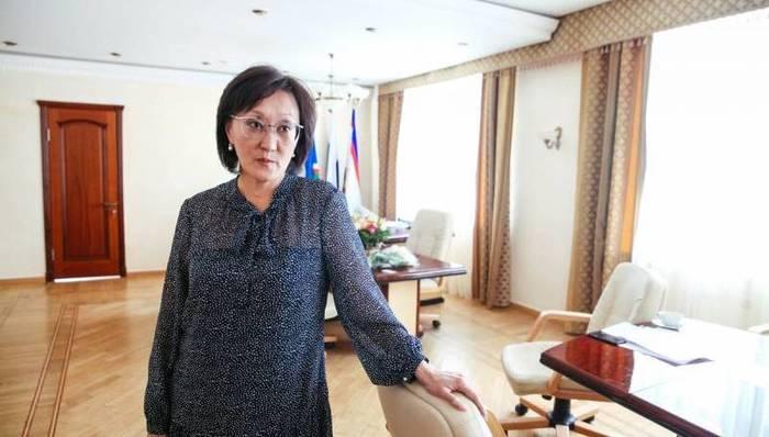Мэр Якутска решила не финансировать показ балета стоимостью 1,5 миллиона рублей Мэр, Сардана Авксентьева, Якутск