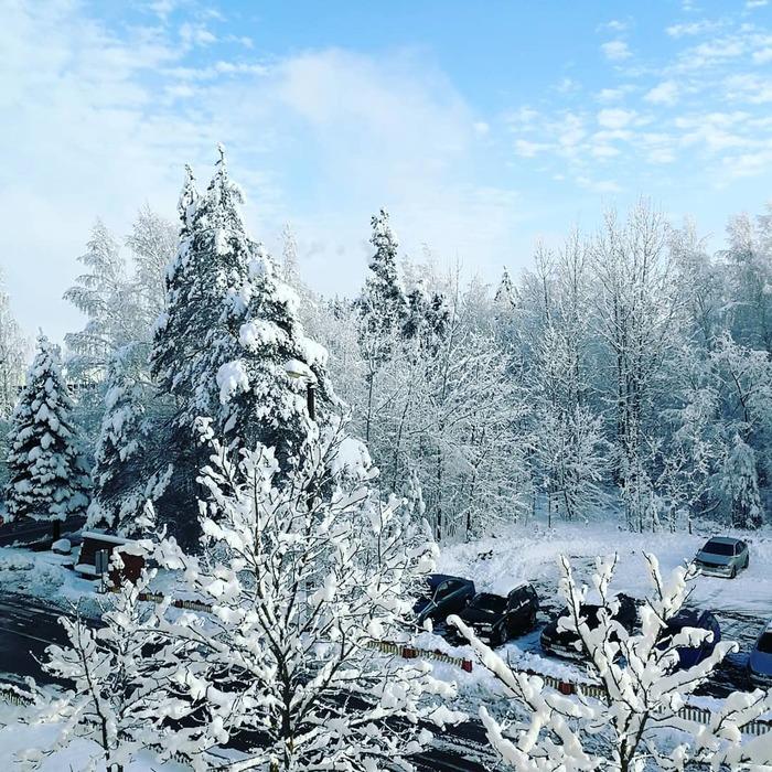 Зима пришла Зима, Беларусь