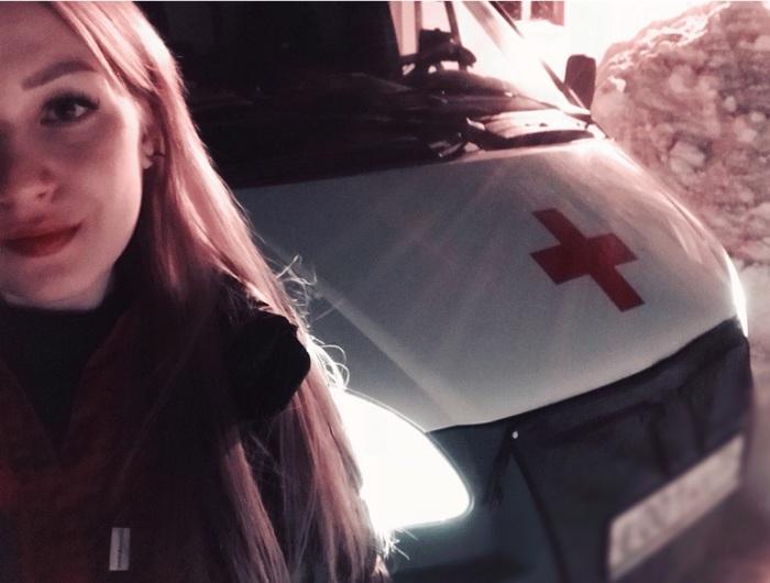 Фельдшер скорой из Череповца стала звездой «Инстаграма» Медицина, Череповец, Яна Райн, Фельдшер с татуировками, Длиннопост