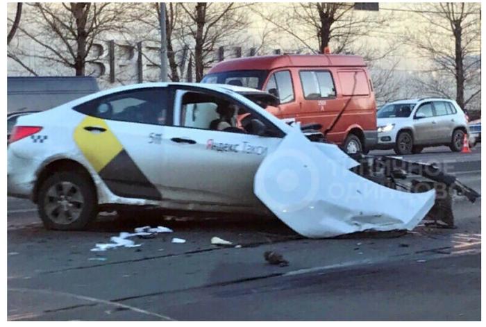 Таксист убился об Майбах ДТП, Москва, Maybach, Встречка, Видео, Длиннопост, Яндекс такси, Такси