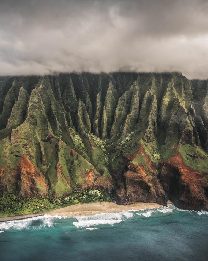 Кауаи, один из Гавайских островов