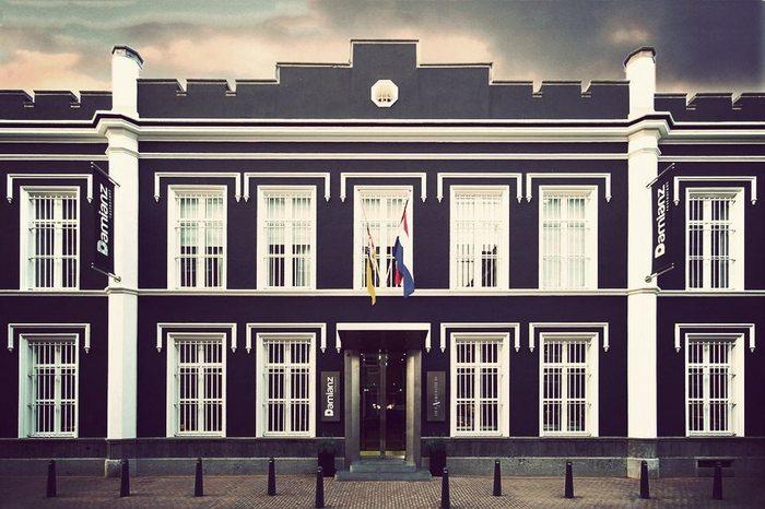 Голландские тюрьмы превращают в гостиницы и квартиры из-за отсутствия заключённых Архитектура, Преступность, Общество, Интересное, Нидерланды, Тюрьма, Длиннопост