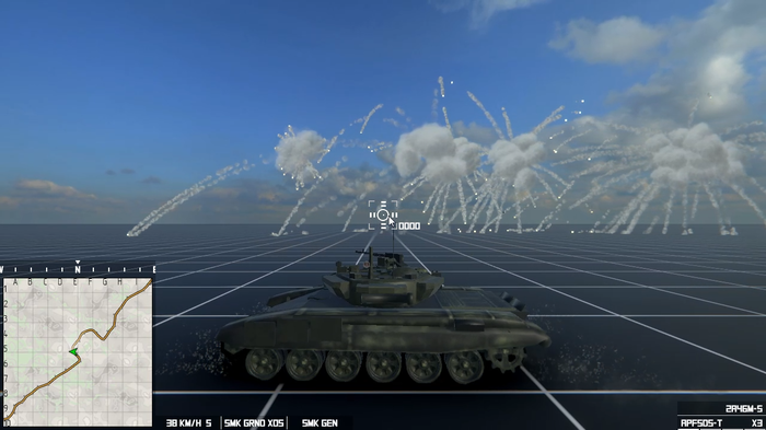 Panzer Conflict. Дневник разработки 1 Unity, Gamedev, Indie, Танки, Инди, Домашний геймдев, Видео, Длиннопост