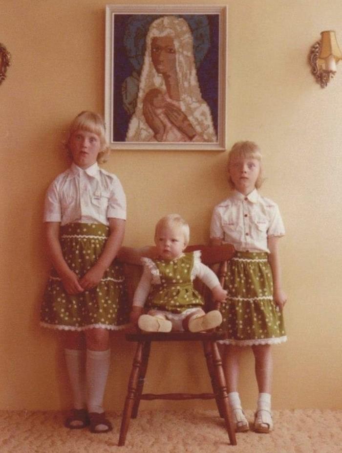 Семейные фото бывают разные. Часть 10 Семейное фото, На память, Длиннопост
