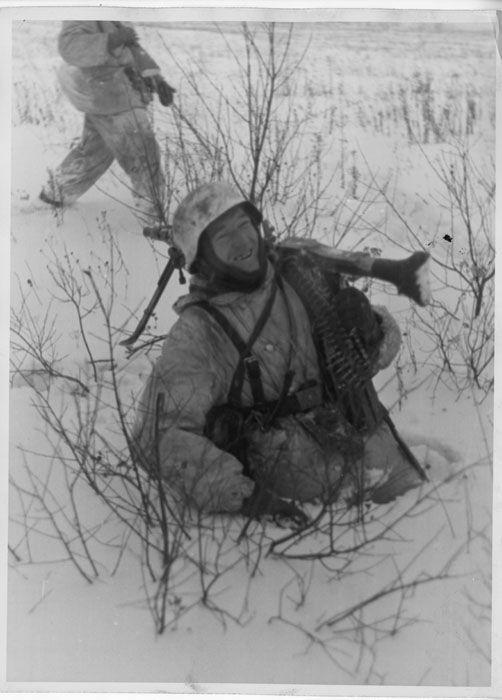 Да что ты знаешь о снеге?!! Военные мемуары, Вторая мировая война, Вермахт, История
