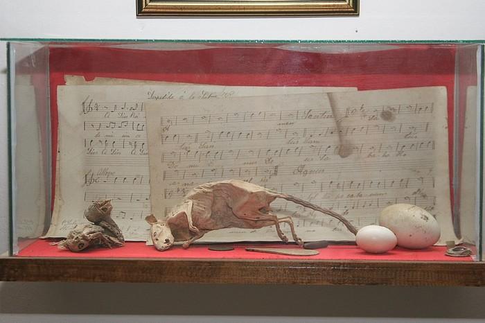 От музыки ещё никто не умирал Орган, Музыка, Церковь, Труп, Мумия, Длиннопост