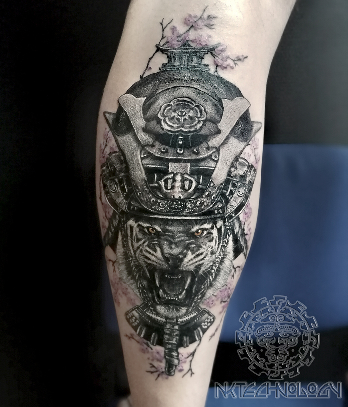 Татуировки Тату, Tattoo, Nktechnology, Акварель, Графика, Бодиарт, Длиннопост