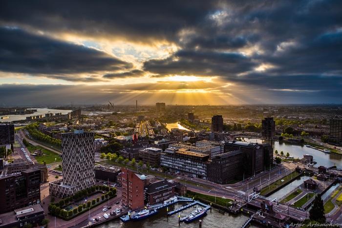 Роттердам. Фотография, Голландия, Роттердам, Путешествия