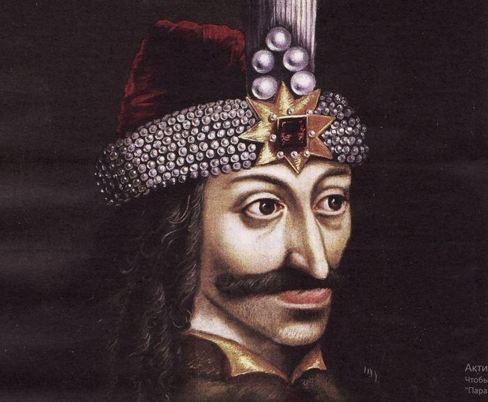 Граф Влад Дракула. Влад Цепеш, Дракула, Румыния, История, Длиннопост
