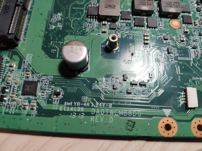 Еще один ремонт ноутбука Пикабушника. DNS, Ремонт ноутбуков, Москва, Ноутбук, Короткое замыкание, Длиннопост