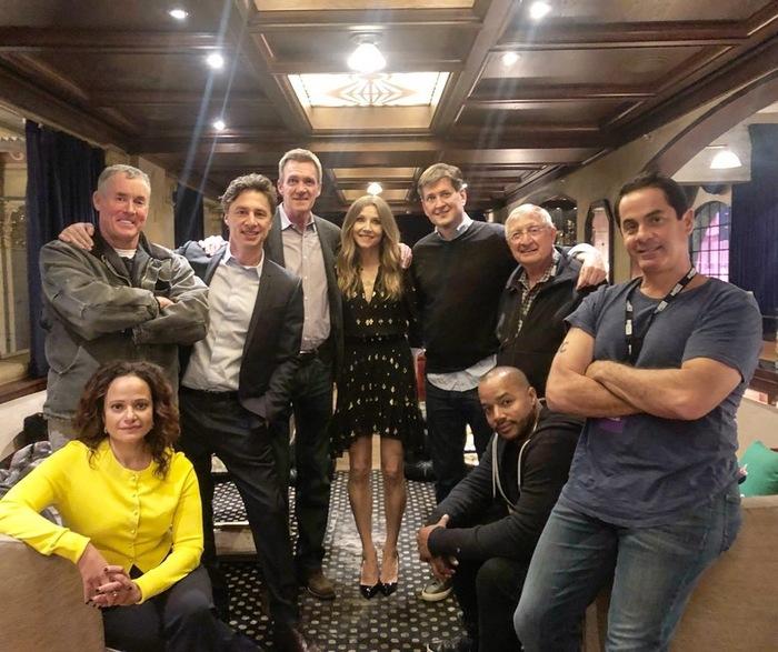 Фото: Актёры из сериала «Клиника» спустя восемь лет после Клиника, Vulture, Сериалы, TJournal, Знаменитости, Спустя годы