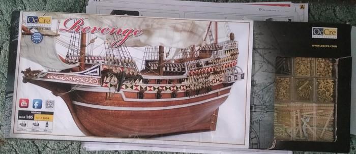 HMS Revenge 1577 (Часть 1-я) Судомоделизм, Хобби, HMS Revenge, 1577, Длиннопост