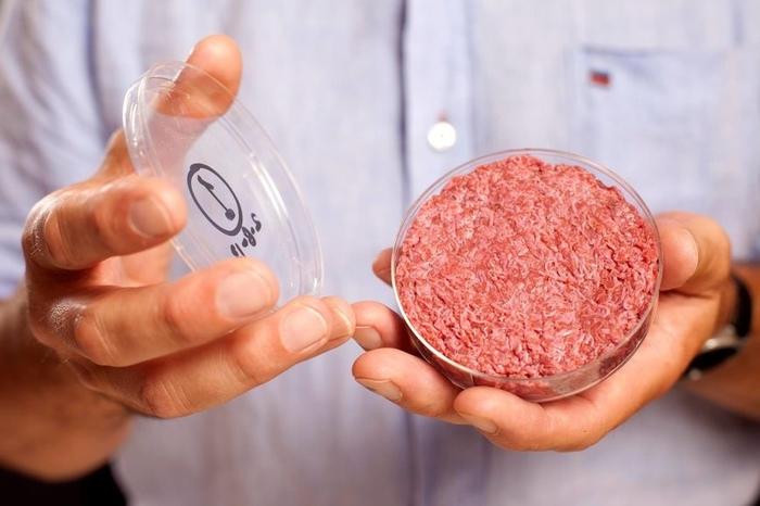 «Мясо из пробирки» получило одобрение в США Мясо, Мясо из пробирки, Еда, Наука, США