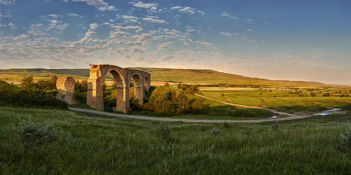 Это не Италия Железная Дорога, Туапсинка, Мост, Ставропольский край