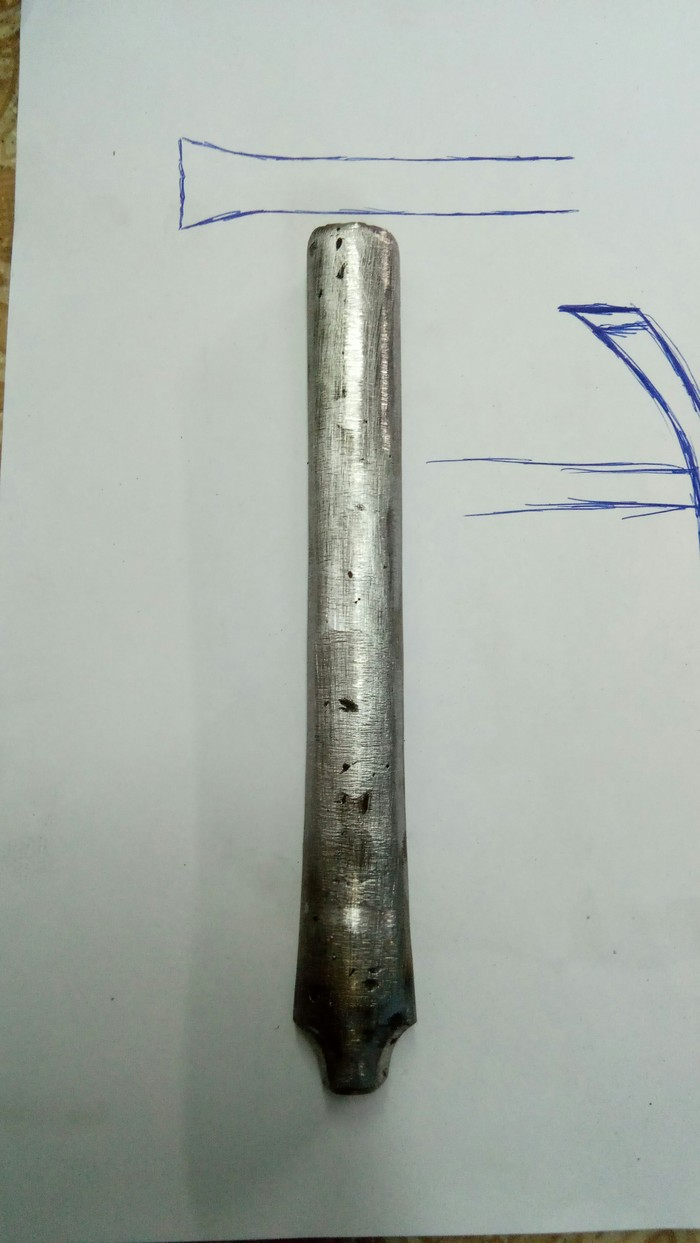 Зонт-меч 2. Зонт, Меч, Самоделки, Своими руками, Длиннопост