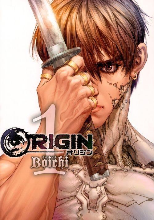 Манга «Origin»(Прототип) – на грани визуального совершенства. Аниме, Манга, Очерк, Прототип, Origin, Boichi, Длиннопост