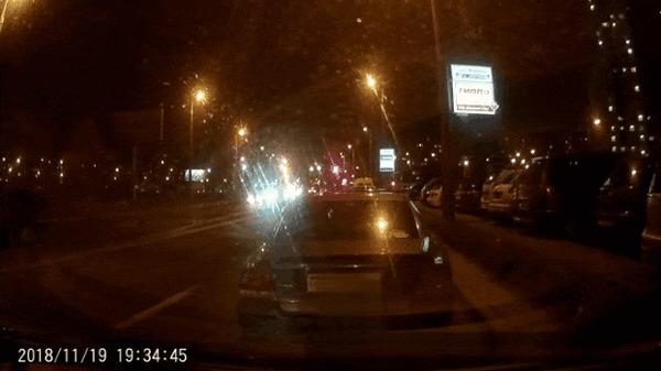 Прилетело #120 ДТП, Прилетело, Минск, Гифка, Видео