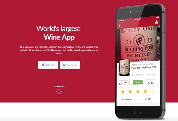 Винные приложения для выбора вина Вино, Выбор, Мобильное приложение