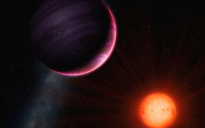 Звёздное небо и космос в картинках - Страница 37 1542718055147267586